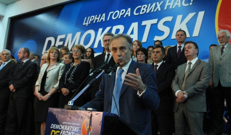 Podgorica Mayoral Election Heating Up