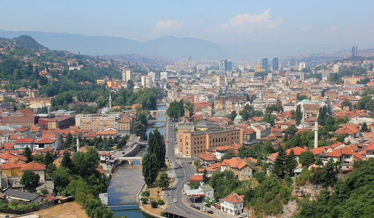 Saudi Loan $8 million to Sarajevo Old City