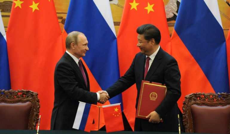 President Ivanov: China and Russia Taking Over Balkans