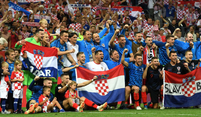 How the Croatian Football Federation's Medical Team Pioneered Bringing Football Back in Europe Amidst COVID-19