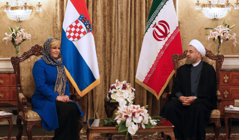 Zagreb and Tehran to Deepen Banking Ties?
