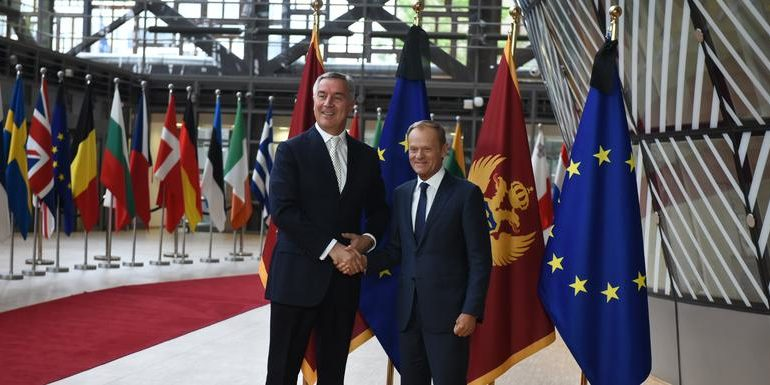 Newsletter for 3/6/2019: Former US VP Biden Writes to Zaev. US Amb. to BiH Meets Zvizdic. UK Amb. to Kosovo – Fight Corruption. Djukanovic in Brussels, Protests at Home.
