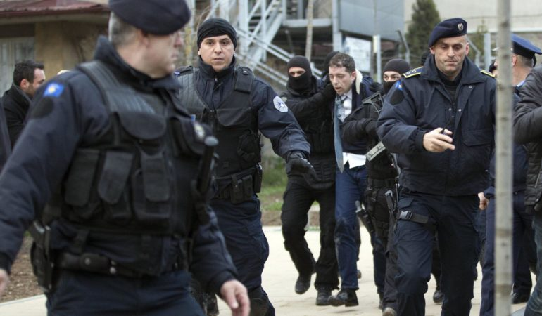 US News & World Report – Kosovo Police Expel Serb Official Amid Surge in Tensions