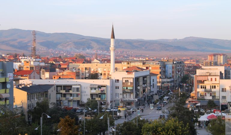Balkan Blast 2/3/2020: Kosovo's Vetvendosje & LDK Form Governing Coalition. The EU's Borrell Reiterates Unity with the US on Trip to Kosovo and Serbia. The ECJ Won't Hear Slovenia's Lawsuit Against Croatia on Piran Bay.