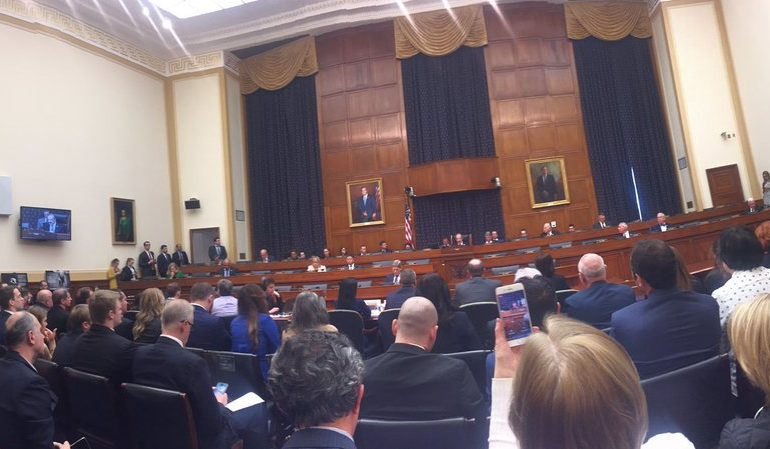 Newsletter for 5/1/2019: House Foreign Affairs Committee on Kosovo's Wartime Victims Recap. Debate Scheduled Before MKD Elections on Sunday. BiH Presidency Members to Visit Turkey. Chinese Visit Croatia's Embattled Shipyards.