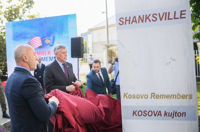 Balkan Blast 9/12/2019: Kosovo Unveils 9/11 Monument. Czechia President Seeks to Withdraw Recognition of Kosovo. BiH Presidency Chairman Wraps up Trip to UK. Serbia's Vucic to Meet the Pope Today.