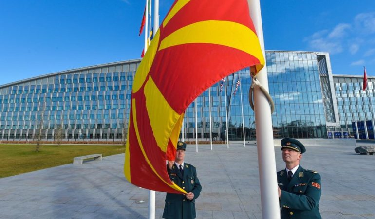 Balkan Blast 3/31/2020: Confirmed Coronavirus Cases Top 750 in Croatia, Serbia, and Slovenia, Kosovo Breaks 100 cases. The Macedonian Flag Hoisted at NATO HQ in Brussels.  Kosovo President Hashim Thaci Meets QUINT Ambassadors, Calls Acting PM Kurti to Meet on Wednesday .