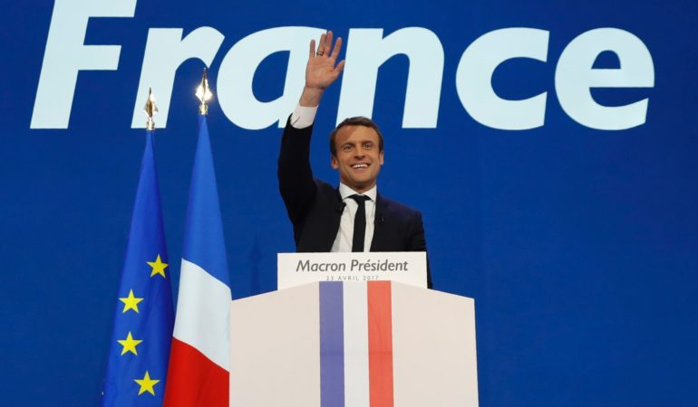 French President to Visit Serbia in 2018