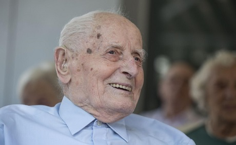 Oldest Slovene Passes Away at 110 Years and 216 Days