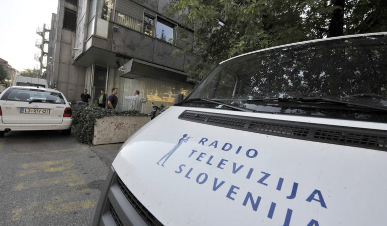 Radio Television Slovenia Fined $1.6 million