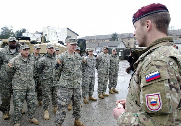 Slovenia WEEKEND ROUNDUP: AmCham Slovenia Urges Decision on Takeover of Media Company; Assessment of Army Indicates Inadequate Readiness