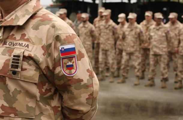 Slovenian Army to Return from Iraq?