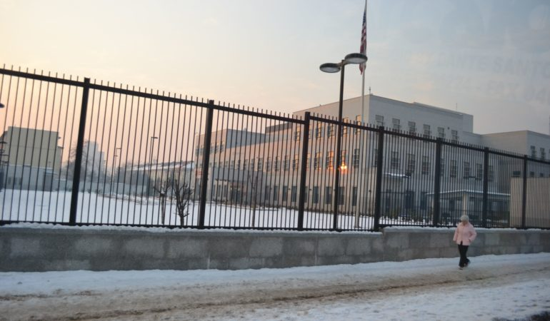 US Embassy in Bosnia and Herzegovina Hits Out at Covic