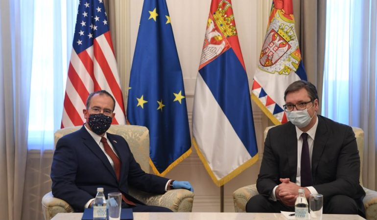 Balkan Blast 4/29/2020: COVID-19 restrictions easing up. Secretary Pompeo reaches out to Montenegro, Slovenia. COVID corruption in BiH?