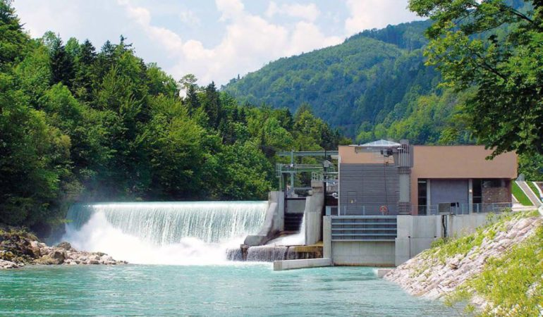 Hydropower Plant Begins Construction in Bosnia and Herzegovina