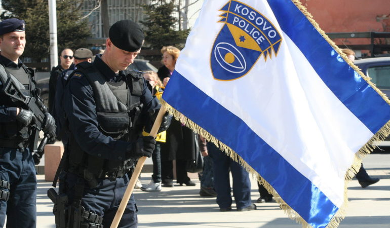 Kosovo Police Ready for Oct. 22 Local Elections