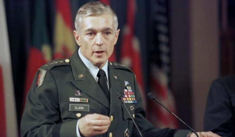 Wesley Clark Wants to See Serbia in NATO
