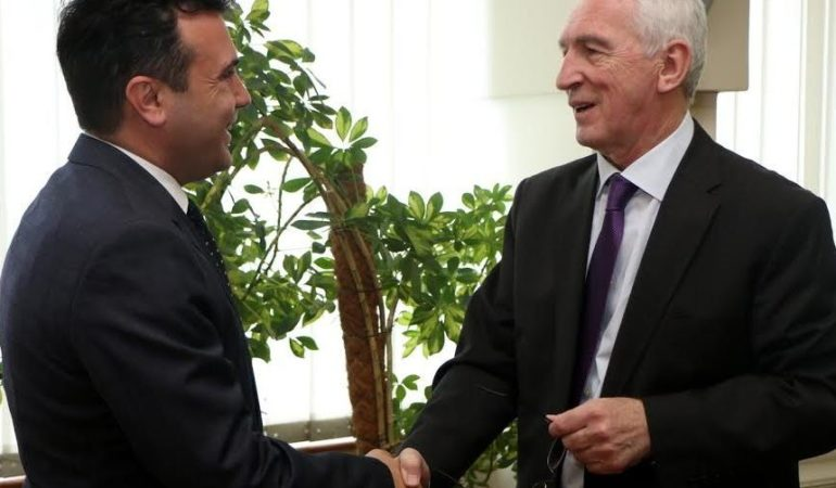 Russian-Macedonian Relations to Move Forward